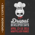 Chipway participe aux Drupal Developer Days Montpellier 2015