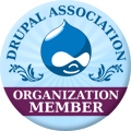 Société membre de l'Association Drupal International