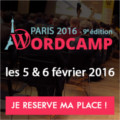 Chipway participe au Wordcamp Paris 2016